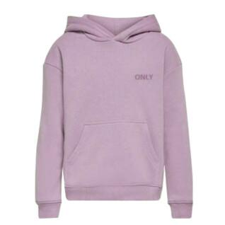 Sweatshirt meisje Only kids konevery life