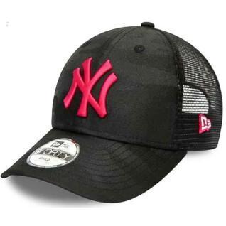 Trucker pet voor kinderen New York Yankees