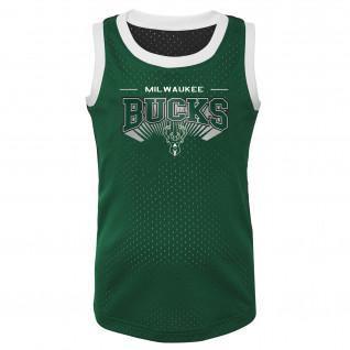 Ensemble enfant Outerstuff  NBA Milwaukee Bucks