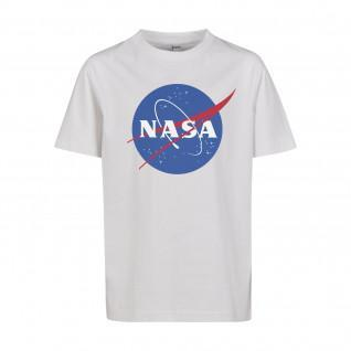Kinder-T-shirt Mister Tee nasa insigne