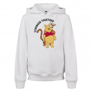Kinder sweatshirt Mister Tee stronger together